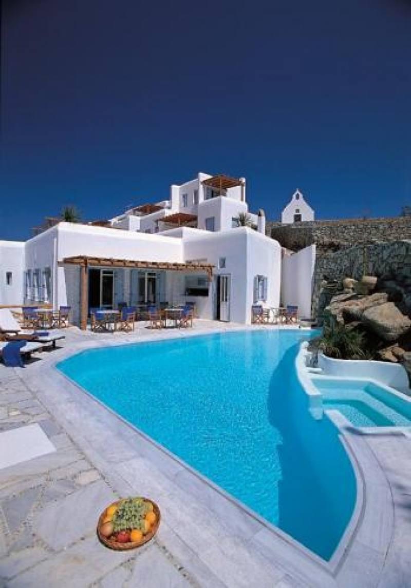Hotel Deliades - Ornos - Mykonos
